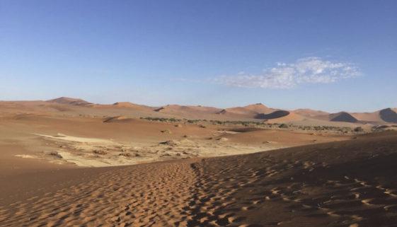 Sossussvlei Dünenlandschaft