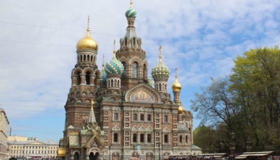 St.Petersburg Blutkirche