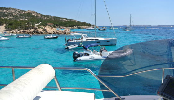 Sardinien Schiffstour