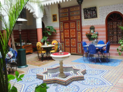 Riad Bleu du Sud in Marrakesch