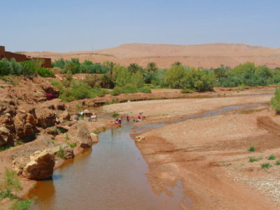 Ain Ben Haddou Marokko