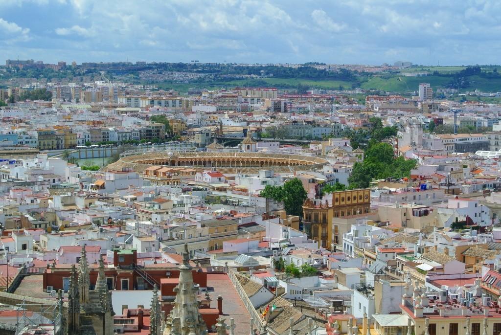 Städtetrip nach Jerez de la Frontera, Sevilla, Cadiz und Arcos in Andalusien