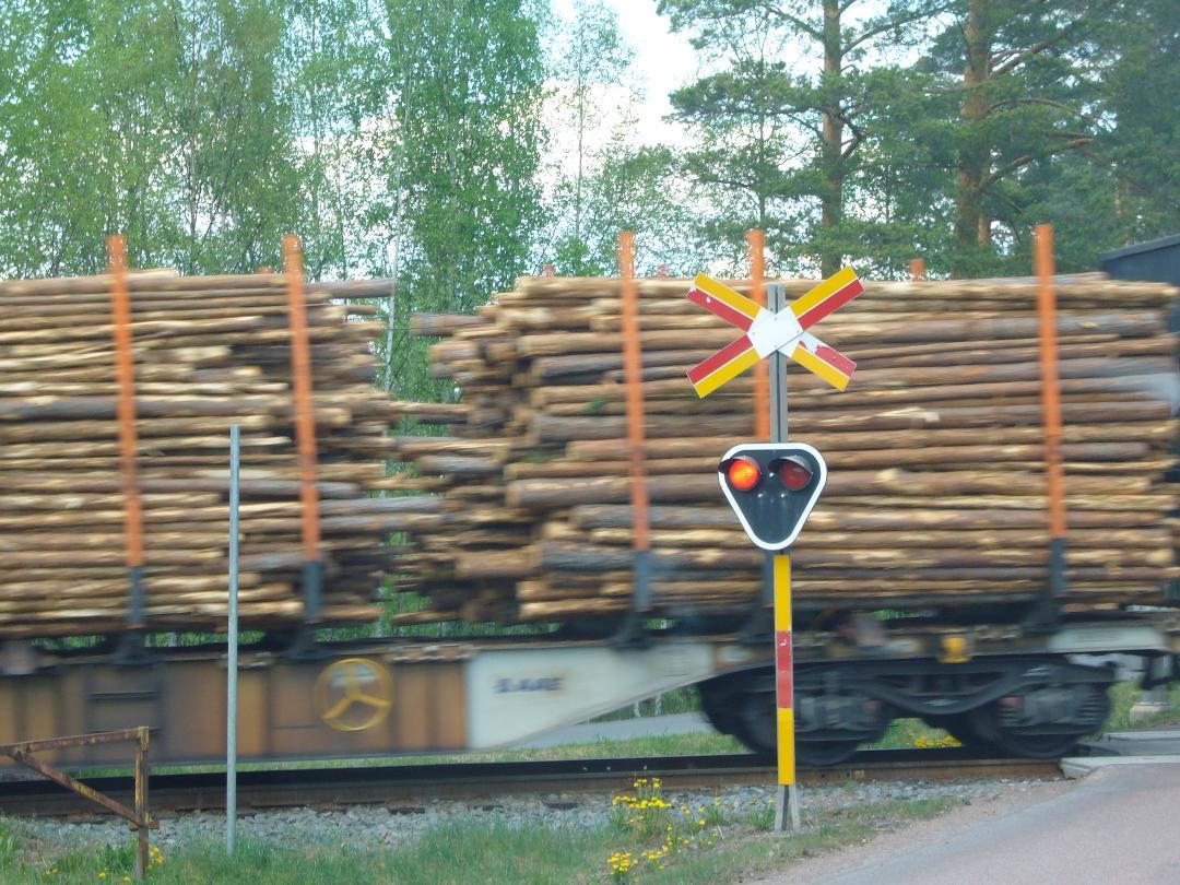 Rentner on Wohnmobiltour – 1. Etappe bis Mittelschweden